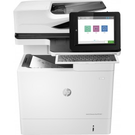 HP LaserJet Enterprise Flow MFP M631h Laser/Led Multifunction Printer - b/w - 52 ppm - USB 2.0 RJ-45