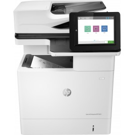 HP LaserJet Enterprise MFP M631dn Laser/Led Multifunction Printer - b/w - 52 ppm - USB 2.0 RJ-45