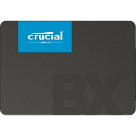 """Crucial SSD SATA - 2.5"""" 120GB BX500 - Solid State Disk - Serial ATA"""