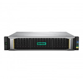 "HP Enterprise MSA 2050 SAN - Disque dur - SSD - 76,8 To - SAS - 2.5"" - Rack (2 U) - PME"